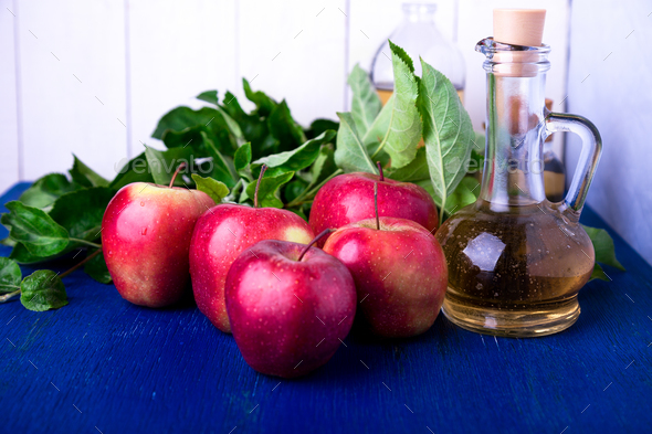 Apple Sider - Stock Photo - Images