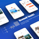 Mobile App UI Promo - VideoHive Item for Sale
