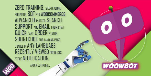 WoowBot WooCommerce ChatBot - CodeCanyon Item for Sale