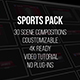 Sports Pack - VideoHive Item for Sale