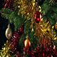 Christmas Tree In Snowfall  - VideoHive Item for Sale