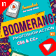 Boomerang Animated Photoshop Action - GraphicRiver Item for Sale