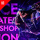 Animated Space Photoshop Action - GraphicRiver Item for Sale