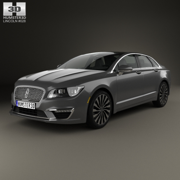 Lincoln MKZ 2017 - 3DOcean Item for Sale