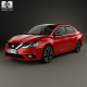Nissan Sentra SL 2016 - 3DOcean Item for Sale