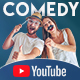 YouTube Comedy Banner