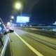 Driving on a Night City Street - VideoHive Item for Sale