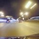 Car Moving on the Night Highway - VideoHive Item for Sale