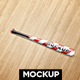 Baseball Bat Mockup - GraphicRiver Item for Sale