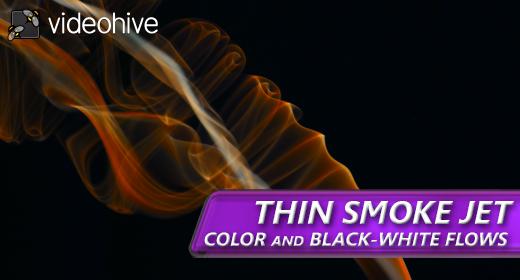 Thin Smoke Jet