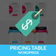 Pricing Tables Addon Visual Composer - WordPress