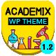 Academix - Multipurpose Education, Researcher and Professor WordPress Theme - ThemeForest Item for Sale