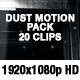 Dust Motion - Organic Dust Particles - VideoHive Item for Sale