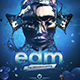 A4 EDM Poster - GraphicRiver Item for Sale