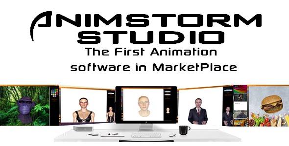 AnimStorm Studio - CodeCanyon Item for Sale