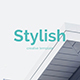Stylish Creative Google Slide Template