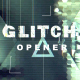 Hexagon Glitch Opener - VideoHive Item for Sale