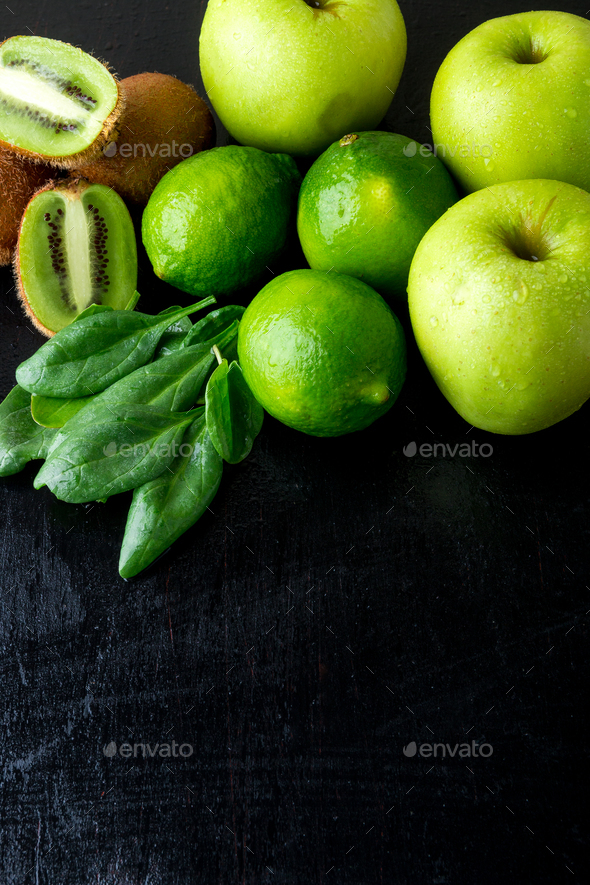 Ingredients for smoothie. - Stock Photo - Images