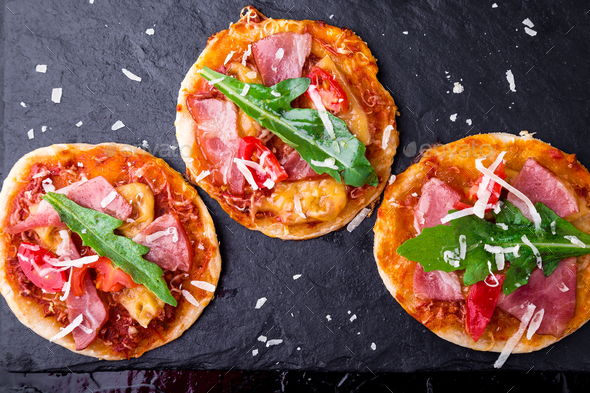 Homemade pizza - Stock Photo - Images