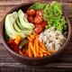 Vegan buddha bowl - PhotoDune Item for Sale