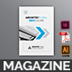 Modern Magazine - GraphicRiver Item for Sale