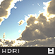 High Resolution Sky HDRi Map 188