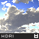 High Resolution Sky HDRi Map 189