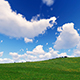 Moving Clouds On Sunny Day - VideoHive Item for Sale