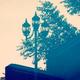 Street Lamp Reflection - PhotoDune Item for Sale
