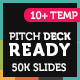 Ready | Multipurpose Pitch Deck Powerpoint Template