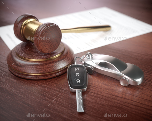 Car Auction Business Concept - Stock Photo - Images