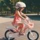 Cute Kid in Safety Helmet Biking Outdoors - VideoHive Item for Sale
