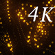 Gold Glitter 4K 04 - VideoHive Item for Sale