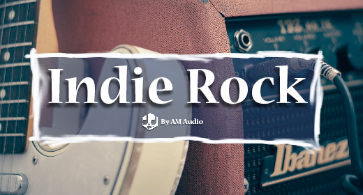 Indie Rock Collection by AM Audio