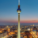 The famous Television Tower and downtown Berlin  - PhotoDune Item for Sale