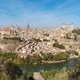 View of the old city of Toledo in Spain - PhotoDune Item for Sale