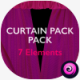 Curtain Pack - VideoHive Item for Sale