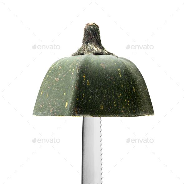 Marrow will grow morrow. - Stock Photo - Images