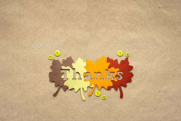 Happy Thanksgiving day. - Stock Photo - Images