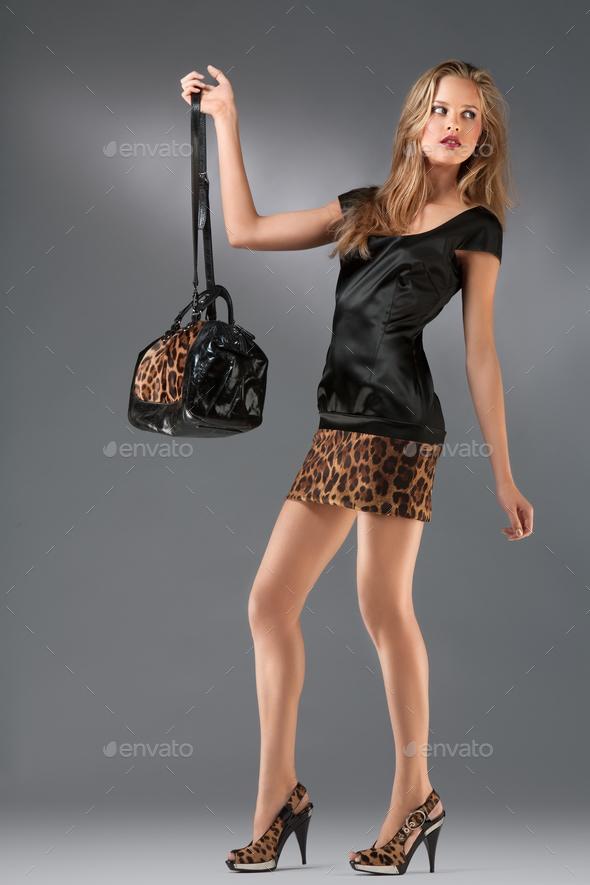Leopard revolution. - Stock Photo - Images