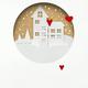 Christmas houses. - PhotoDune Item for Sale