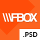 Fbox Fashion E Commerce PSD Web Template - ThemeForest Item for Sale