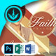 Faith and Prayer Church  Flyer Template - GraphicRiver Item for Sale