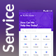 Home Service Finder & Provider App UI Set | Handyman - GraphicRiver Item for Sale