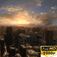 Beautiful City Sunset - VideoHive Item for Sale