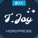 T.Joy - Astronomy WordPress Theme - ThemeForest Item for Sale
