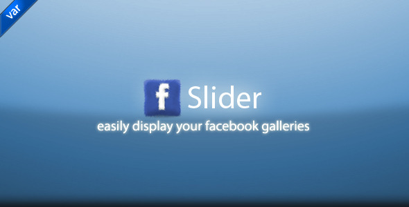 FB Gallery Slider - CodeCanyon Item for Sale