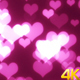 Lovely Hearts Glittering - VideoHive Item for Sale