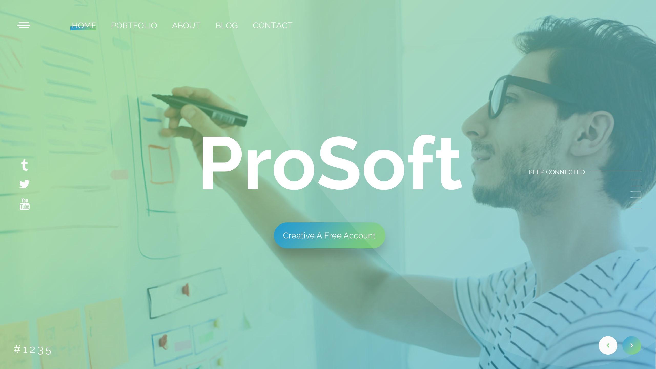 ProSoft Business Multipurpose Keynote Template