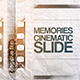 Memories Cinematic Slideshow - VideoHive Item for Sale